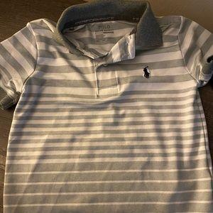 Dry fit performance Ralph Lauren shirt